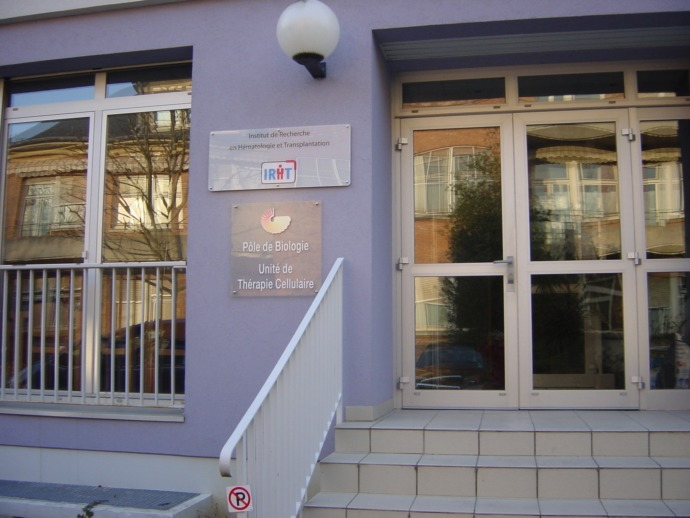 Association, Institut de Recherche en Hématologie et Transplantation