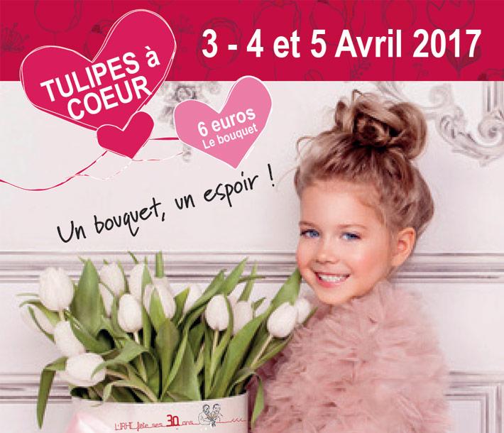 Tulipes à Cœur