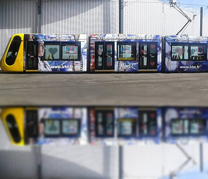 Tram IRHT