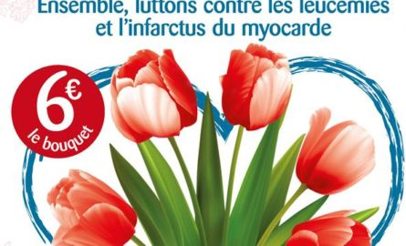 Trentième Opération Tulipes à Cœur – 28 Février, 01 et 02 Mars