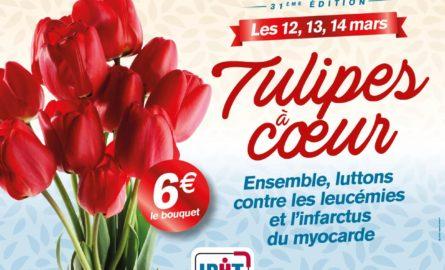 Opération Tulipes à Cœur 2020: consignes Corona Virus